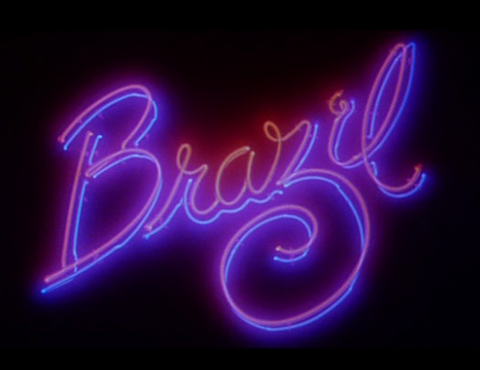 Brazil Real Neon Glass Tube Neon Signs