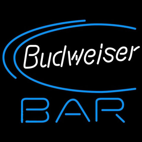 Budweiser Beer Bar Beer Sign Handmade Art Neon Sign