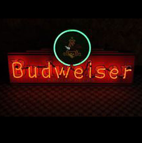 Busch Neon Sign
