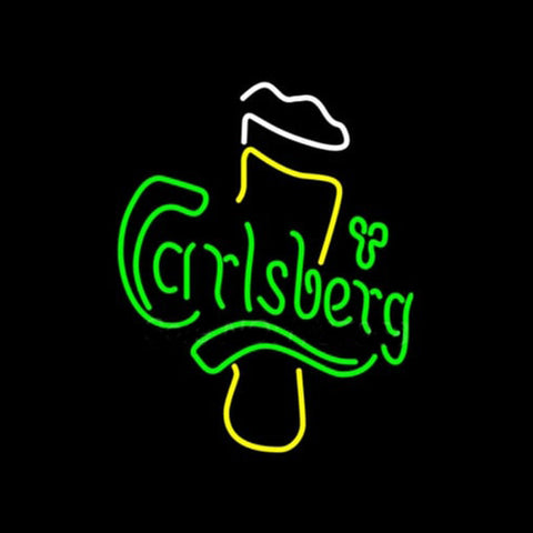 Carlsberg Handmade Art Neon Sign
