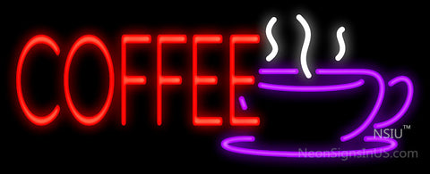 Coffee Neon Sign