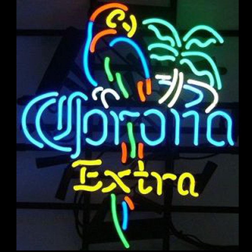 Corona Light Beer Logo Neon Sign Neonsigns Usa Inc