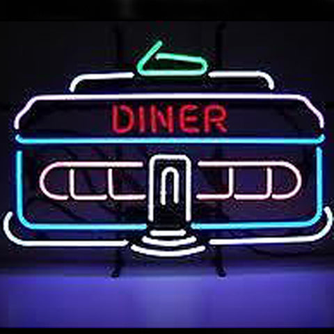 Professional  Dinner House Shop Open Neon Sign