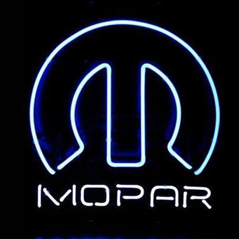 Professional  Dodge Mopar Logo Auto Motors Dealer Pub Store Beer Bar Real Neon Sign