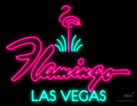 Flamingo Hotel Las Vegas Neon Sign
