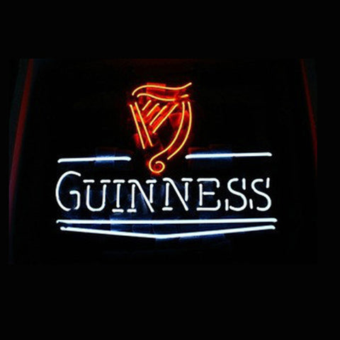 Professional  Guinness Beer Bar Neon Sign