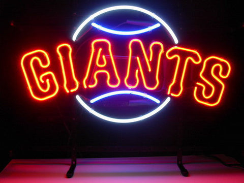Giants Neon Signs