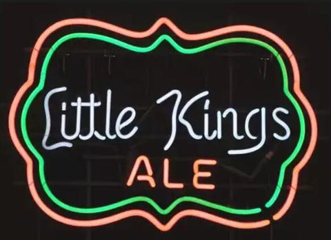 Little Kings Handmade Art Neon Signs