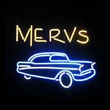 Mervs Real Neon Glass Tube Neon Signs