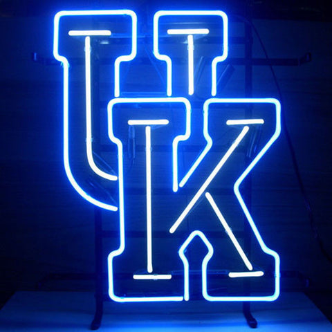 Professional  New University Of Kentucky Wildcats Neon Beer Pub Sign