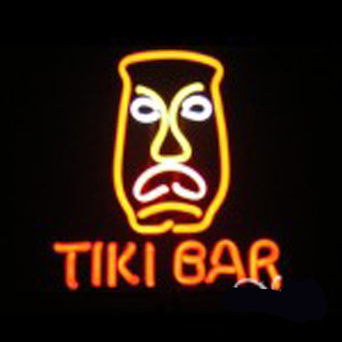 Neon Sculpture Tiki Bar Neo Signs