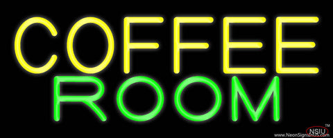 Coffee Room Real Neon Glass Tube Neon Sign