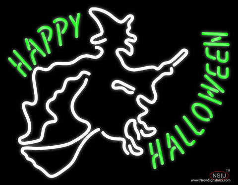 Happy Halloween Real Neon Glass Tube Neon Sign