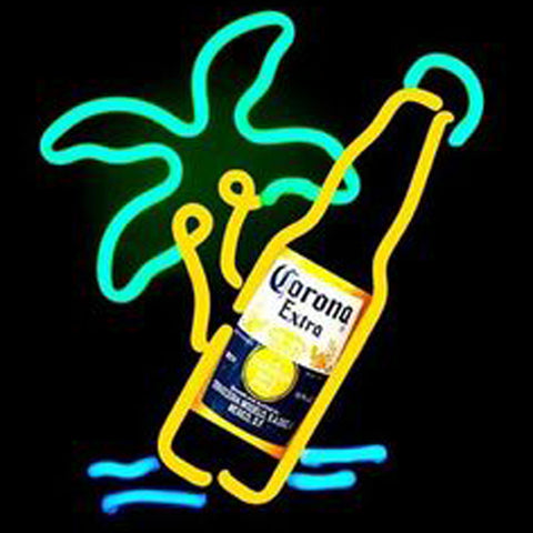 Neon On Pinterest  Neon Signs Beer Signs And Corona Beer