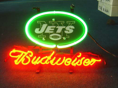 New York Ny Jets Football Neon Sign