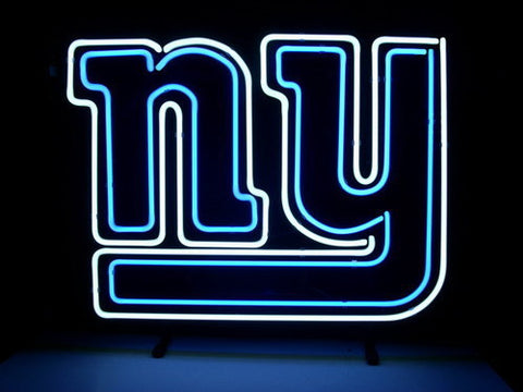 Nfl New York Giants Football Neonbar Pub Sign