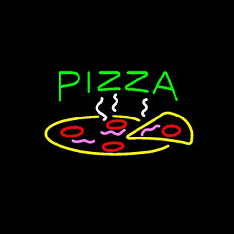 Professional  Pizza Restaurant Neon Open Sign