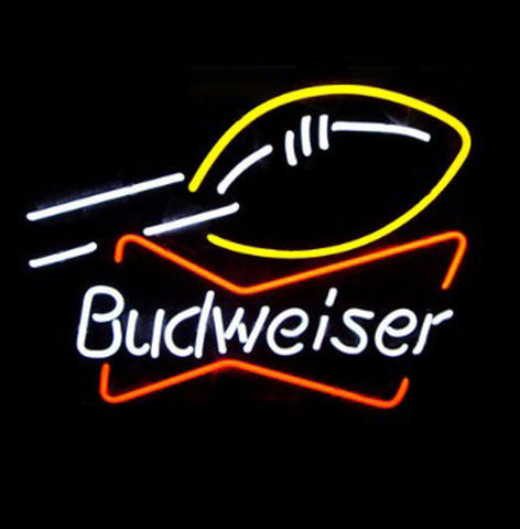 Revolutionary Budweiser Rugby Beer Bar