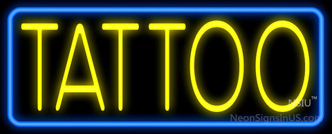 Tattoo Neon Sign