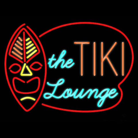 Tiki Store Finds Spring Tiki Central Real Neon Glass Tube Handmade Art Neon Sign