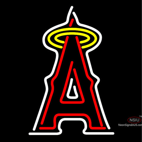 Los Angeles Angels Of Anaheim MLB Neon Sign x