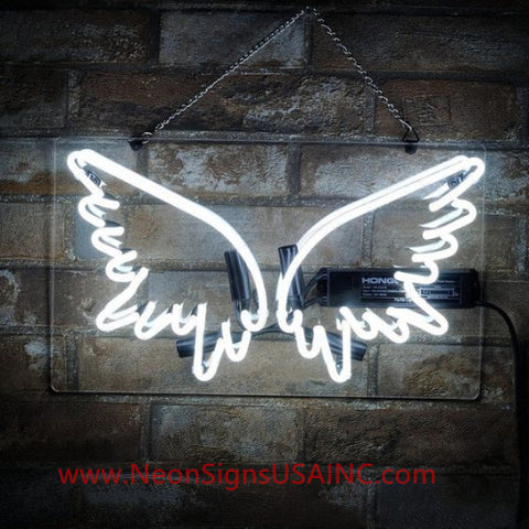 Angle Winds Wedding Home Deco Neon Sign