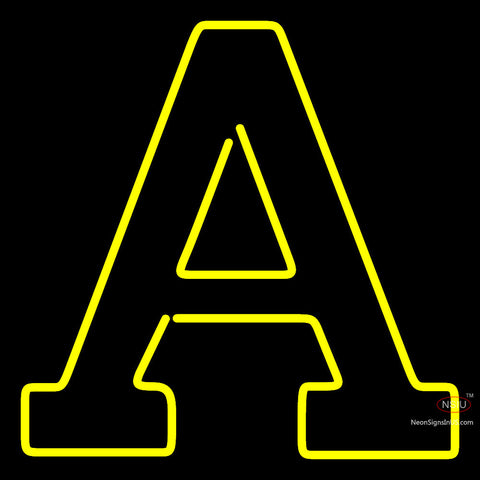 Army Black Knights Alternate   Logo NCAA Neon Sign