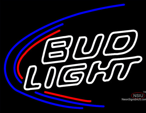 Authentic Nib Bud Light Small Prestige Opti Neon Sign