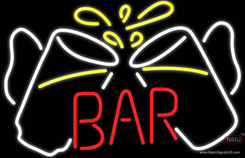 Bar Glasses Neon Sign