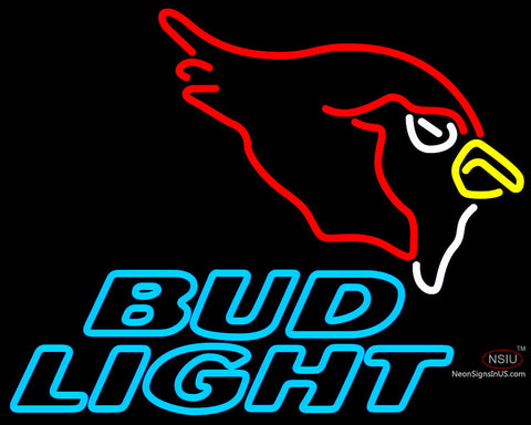 Bud Light Arizona Cardinals NFL Neon Sign