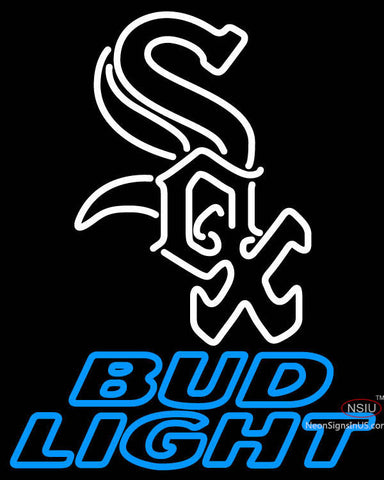 Bud Light Chicago White Sox Neon Sign
