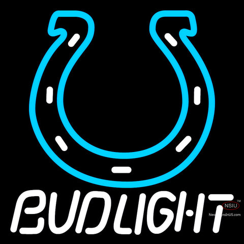 Bud Light Indianapolis Colts Nfl Neon Sign  x