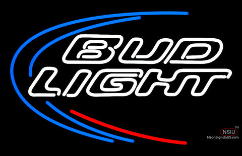 Bud Light Logo Neon Sign
