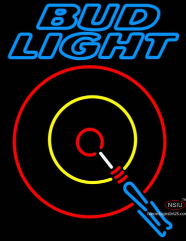 Bud Light Neon Darts Neon Sign