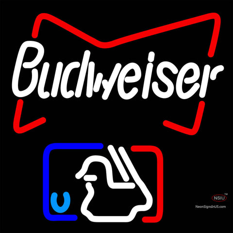 Budweiser Major League Baseball Neon Beer Signs x