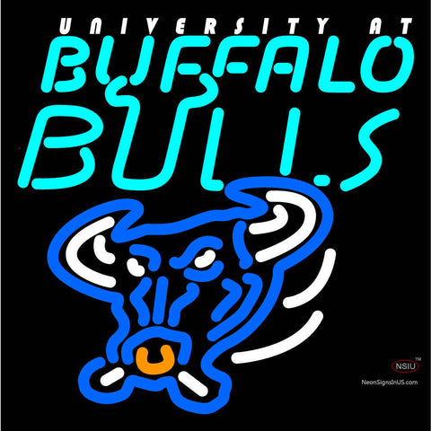 Buffalo Bulls Alternate 7  Logo NCAA Neon Sign  x