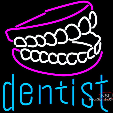 Dentist Neon Sign x