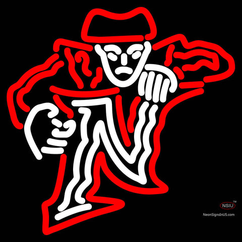 Cal State Northridge Matadors Primary  Pres NCAA Neon Sign x