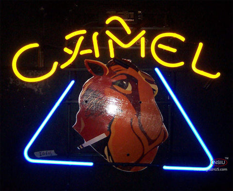 Camel Cigarettes Joe Camel Neon Sign