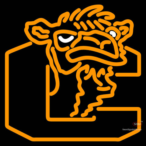 Campbell Fighting Camels Alternate   Logo NCAA Neon Sign x