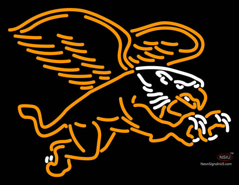Canisius Golden Griffins Secondary  Pres Logo NCAA Neon Sign