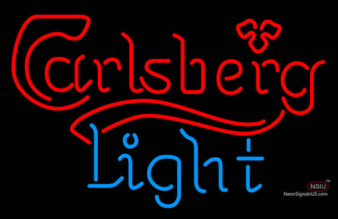 Carlsberg Light Neon Beer Sign