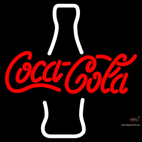 Coca Cola Whitbottle Neon Sign x