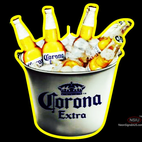 Corona Extra On Ice Neon Beer Sign x