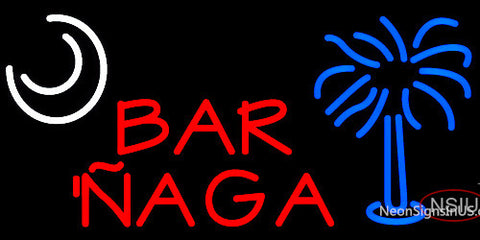 Custom John Bar Naga Neon Sign