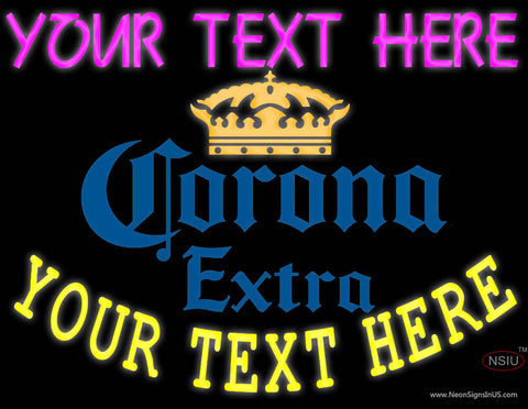 Custom Corona Extra Neon Beer Sign 7
