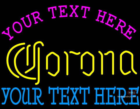Custom Corona Neon Beer Sign