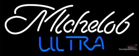 Custom Michelob Ultra Neon Sign