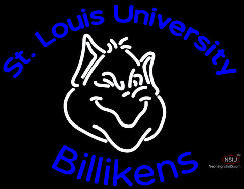 St Louis University Mascot Billiken
