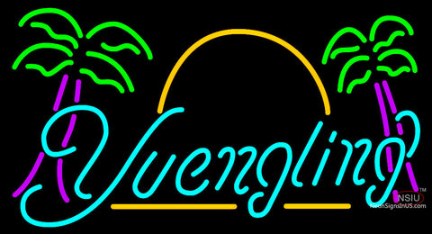 Yuengling Palm Trees Neon Sign